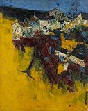 Terre Jaune - S H Raza - Autumn Auction 2010
