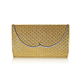 A GOLD AND DIAMOND BAG, BY BOUCHERON -    - Spring Auction of Fine Jewels