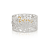 A CONTEMPORARY DIAMOND BANGLE, BY SHAILL JHAVERI COUTURE -    - Spring Auction of Fine Jewels
