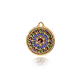 AN ENAMEL PENDANT, BY CARTIER -    - Spring Auction of Fine Jewels