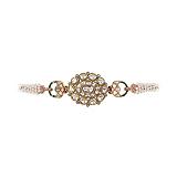 A DIAMOND `BAZUBAND` ARM ORNAMENT -    - Auction of Fine Jewels & Watches