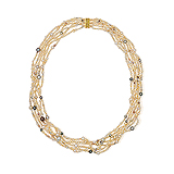 A SEED PEARL NECKLACE -    - Auction of Fine Jewels & Watches