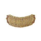 A PERIOD DIAMOND `BAZUBAND` ARM ORNAMENT -    - Auction of Fine Jewels & Watches