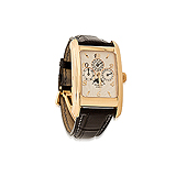 AUDEMARS PIGUET: MENS 18 K ROSE GOLD `EDWARD PIGUET - QUANTIEME PERPETUAL` WRISTWATCH -    - Auction of Fine Jewels & Watches
