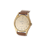 ZENITH: MENS 18 K ROSE GOLD `CHRONOMETER` WRISTWATCH -    - Auction of Fine Jewels & Watches