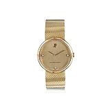AUDEMARS PIGUET: LADIES 18 K GOLD WRISTWATCH -    - Auction of Fine Jewels & Watches