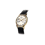 JAEGER LECOULTRE MENS 14 K GOLD FUTUREMATIC WRISTWATCH -    - Auction of Fine Jewels & Watches