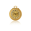 JAEGER LECOULTRE: GOLD POCKET WATCH - Auction of Fine Jewels & Watches
