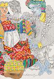 Untitled - K Laxma  Goud - Spring Auction 2010