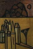 Untitled - Akbar  Padamsee - Summer Auction 2010