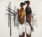 Untitled - B  Prabha - Summer Auction 2010