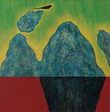 Untitled - Jagdish  Swaminathan - Summer Auction 2010