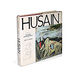 Husain -    - Words and Lines: 24-Hour Auction
