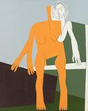 Untitled - Tyeb  Mehta - Autumn Auction 2011