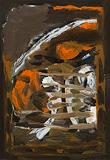 Untitled - S H Raza - Autumn Auction 2011