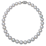 A PEARL NECKLACE -    - Auction of Fine Jewels & Watches