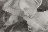 Untitled - Akbar  Padamsee - 99 Modern Paperworks