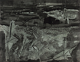 Untitled - Ram  Kumar - 99 Modern Paperworks