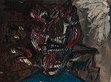 Untitled - F N Souza - 99 Modern Paperworks
