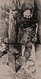 Untitled - Shyamal Dutta Ray - 99 Modern Paperworks