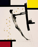 Sabari Shaking Mondrain - Atul  Dodiya - EDITIONS 24-Hour Auction