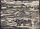 Untitled - Chittaprosad  Bhattacharya - EDITIONS 24-Hour Auction