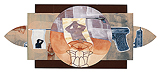Untitled (After Persistance of Memory) - Anandajit  Ray - 24-Hour Absolute Auction of Contemporary Art