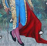 Who I am? - G R Iranna - 24-Hour Absolute Auction of Contemporary Art