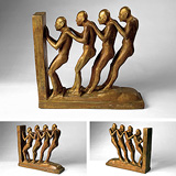 Untitled - G R Iranna - Sculpted: 24 Hour Auction
