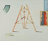 The Easel - Prabhakar  Barwe - Spring Auction 2011
