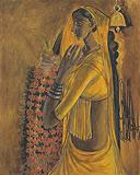 Untitled - B  Prabha - Spring Auction 2011
