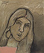 M F Husain - Spring Auction 2011