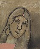 Untitled - M F Husain - Spring Auction 2011