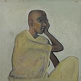 Untitled - Jogen  Chowdhury - Spring Auction 2011