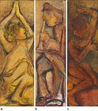 Untitled - Krishen  Khanna - Spring Auction 2011