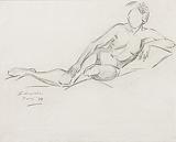 Untitled - Jehangir  Sabavala - Spring Auction 2011
