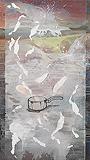 Empty Vessel - Spreading Milk - Sudarshan  Shetty - Spring Auction 2011
