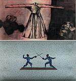 Fortress - Anju  Dodiya - Summer Art Auction
