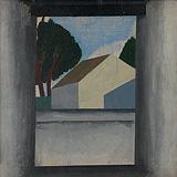 The Window - Atul  Dodiya - Summer Art Auction