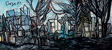 Untitled - F N Souza - Summer Art Auction