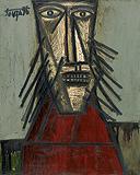Head - F N Souza - Summer Art Auction