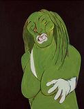 Untitled (Kali) - Tyeb  Mehta - Summer Art Auction