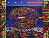 Invasion - Jyothi  Basu - 24-Hour Contemporary Auction