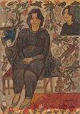 Farzana Among Unknown Faces - Arpita  Singh - Winter Online Auction