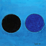 Polarity - S H Raza - 24-Hour Online Absolute Auction