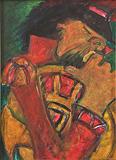 Untitled - Krishen  Khanna - 24 Hour Absolute Auction
