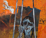 Untitled - Shyamal Dutta Ray - 24 Hour Absolute Auction