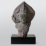 Bhairava Bust -    - Indian Antiquities