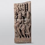 Door Jamb Panel -    - Indian Antiquities