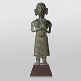 Folk Figure -    - Indian Antiquities